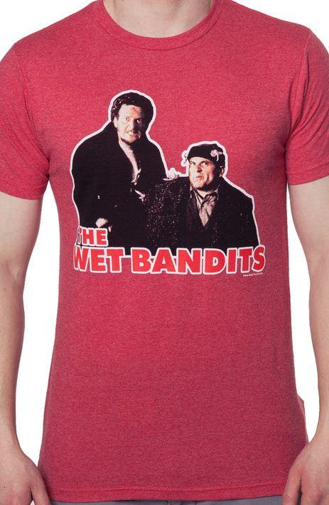 Marv and Harry Wet Bandits Shirt