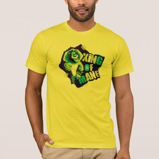 King of Mane T-Shirt