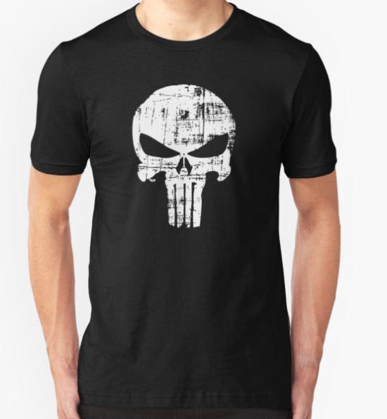 Punisher T-Shirt by Dirga T-Shirt