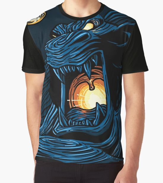 Cave of Wonders Graphic T-Shirt by Chris Geocos T-Shirt