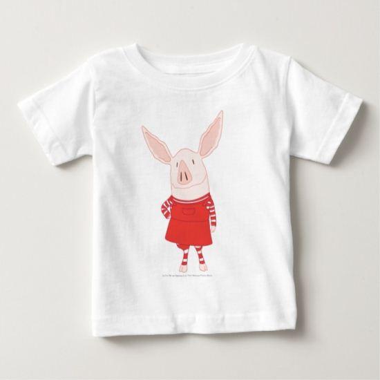 Olivia Standing Baby T-Shirt