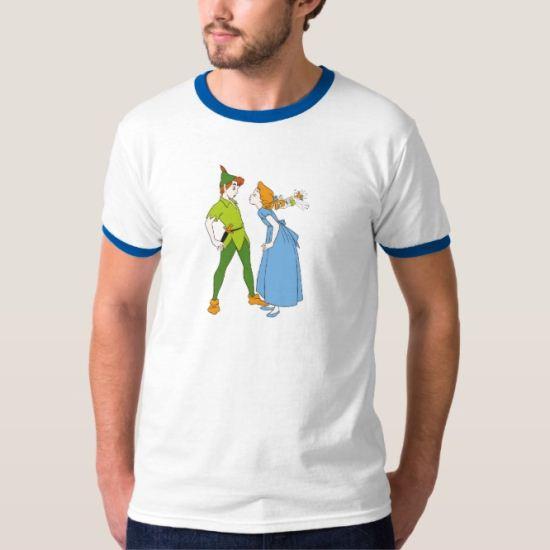 Peter Pan and Wendy Disney T-Shirt