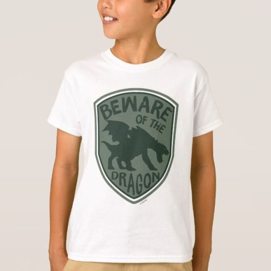 Pete's Dragon | Beware of the Dragon T-Shirt