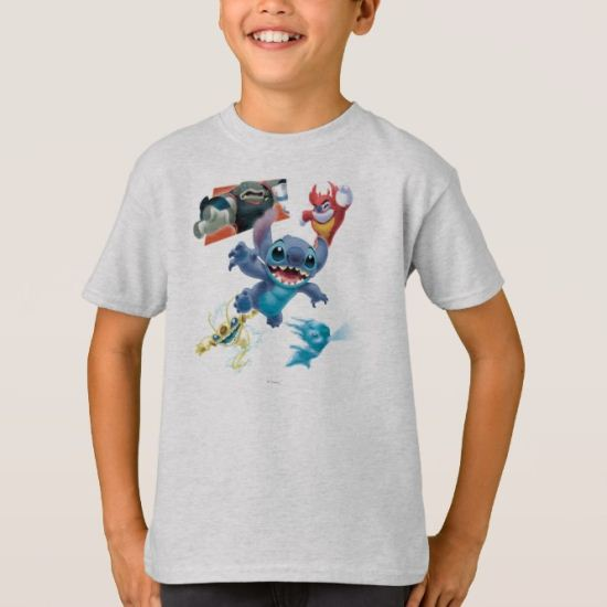 Stitch and Friends T-Shirt