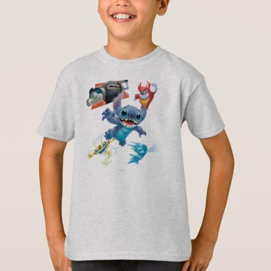 Stitch and Friends T-Shirt