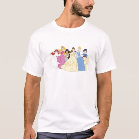 Princesses Disney T-Shirt