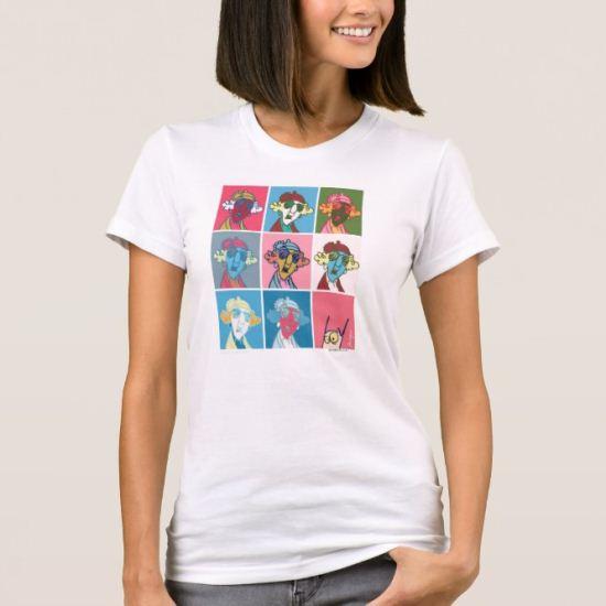 Maxine Color Art T-Shirt