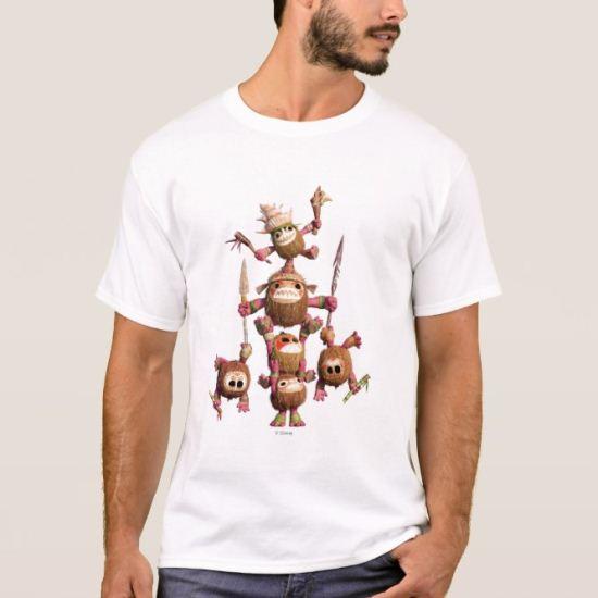 Moana   Kakamora - Coconut Creatures T-Shirt