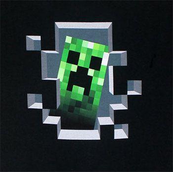 Creeper Inside - Minecraft T-shirt