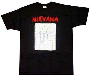 Nirvana Notebook T-Shirt