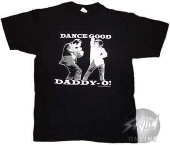Pulp Fiction Dance Good Daddy O T-Shirt