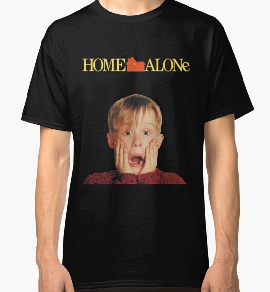 'Home Alone Movie' Classic T-Shirt by susupenyok T-Shirt
