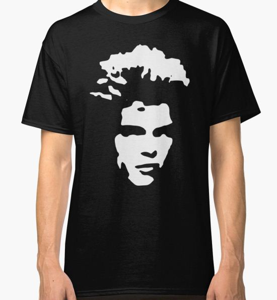 Billy Idol Classic T-Shirt by Rep158 T-Shirt