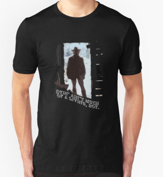 The Outlaw Josey Wales T-Shirt by Omar  Mejia T-Shirt