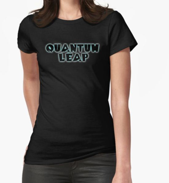 Quantum Leap T-Shirt by innovariart T-Shirt
