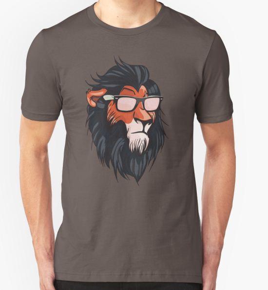 Cool Summerish Scar T-Shirt by sovlful T-Shirt