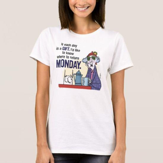 Maxine Monday T-Shirt