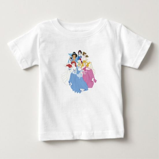 Disney Princesses Baby T-Shirt