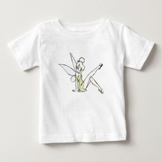 Tinker Bell is flirty Disney Baby T-Shirt