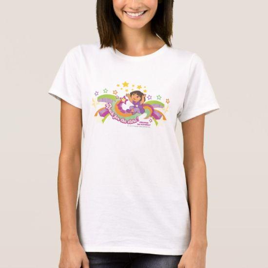 Dora The Explorer | Reach for the Stars T-Shirt