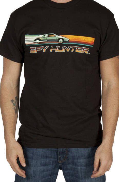 Spy Hunter Shirt