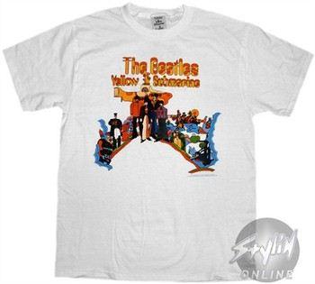Beatles Yellow Submarine Hey Bulldog T-Shirt