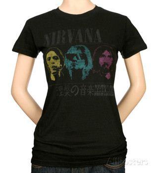 Juniors: Nirvana - No. 1 Rock Music Band