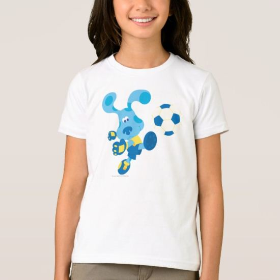 Blue's Clue - The Play of the Day T-Shirt
