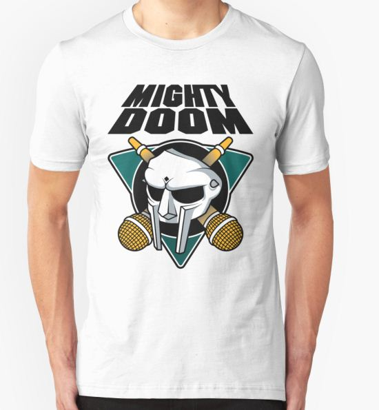 The Mighty Doom T-Shirt by Guissepi T-Shirt