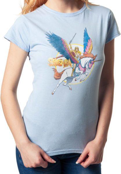She-Ra and Swiftwind Shirt