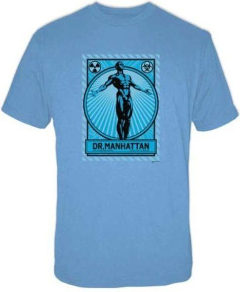 The Watchmen Dr. Manhattan T-shirt