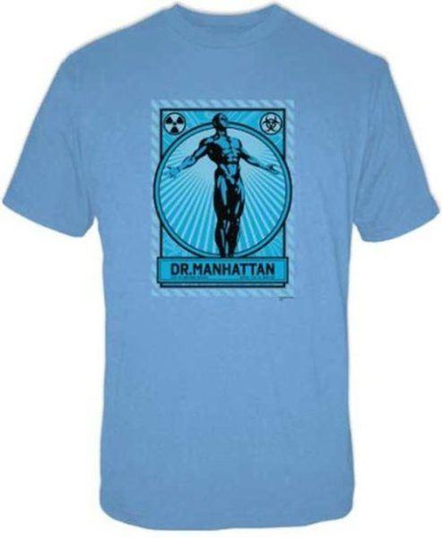 The Watchmen Dr. Manhattan T-shirt