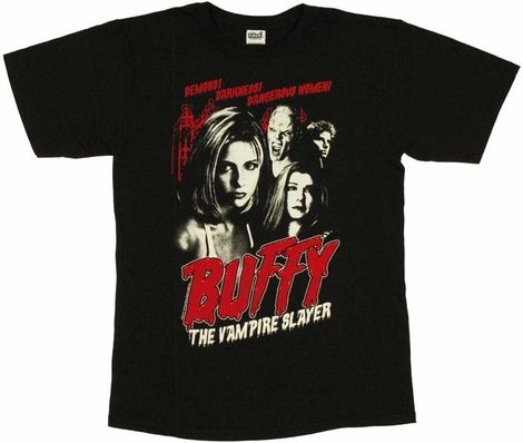 Buffy the Vampire Slayer Demons T-Shirt