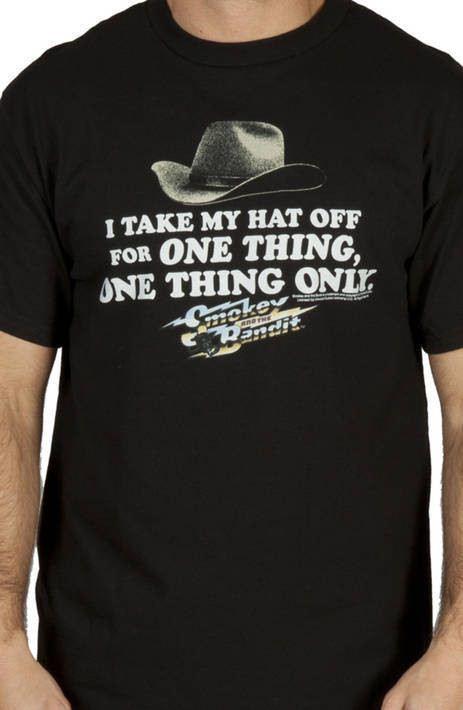 Bandit Hat Shirt