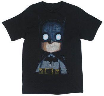 Batman Big Eyes - DC Comics T-shirt