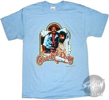 Cheech and Chong Vintage Bong T-Shirt