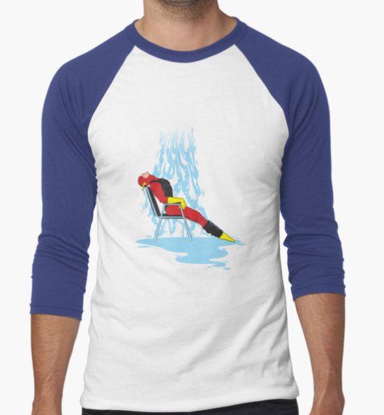 Flashdance T-Shirt by Ian  Summers T-Shirt