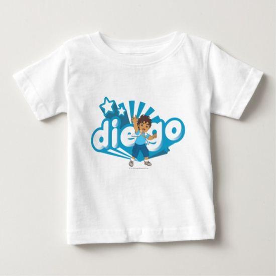 Go Diego Go!   Go Diego Go! Baby T-Shirt