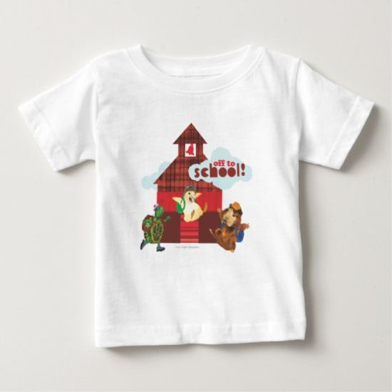 Wonder Pets! | Off To School Baby T-Shirt