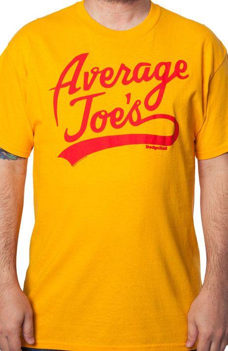 Average Joes Shirt