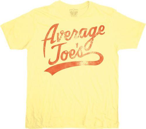 Dodgeball Average Joe's T-shirt