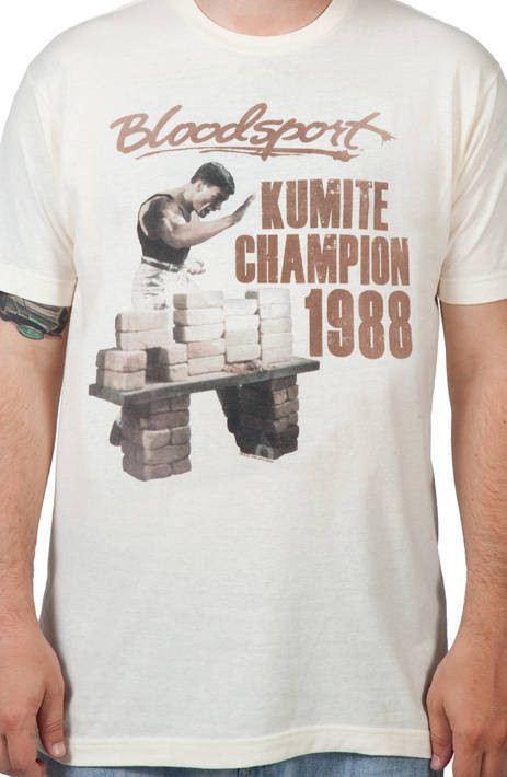 1988 Kumite Champion Shirt
