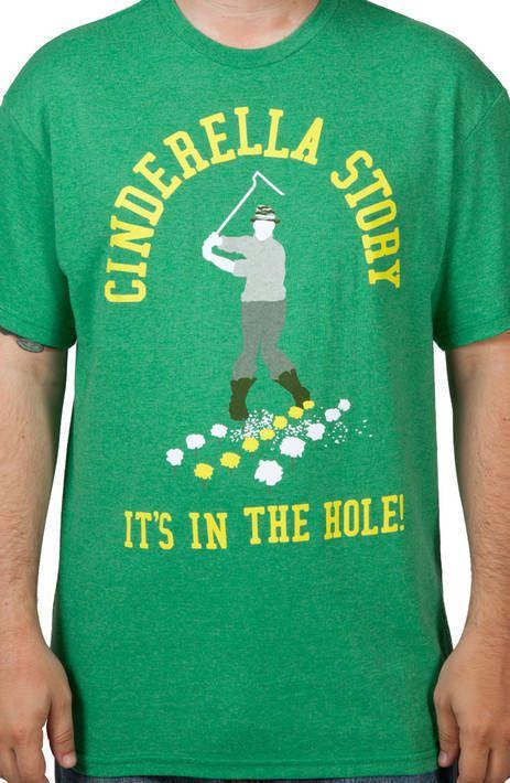Cinderella Story Caddyshack Shirt