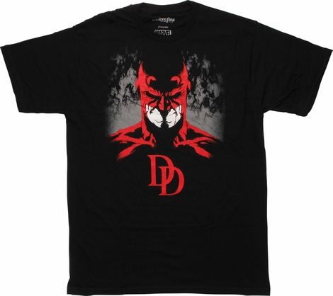 Daredevil Noir Face T-Shirt
