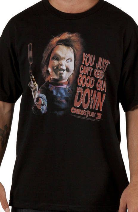 Childs Play 3 Shirt