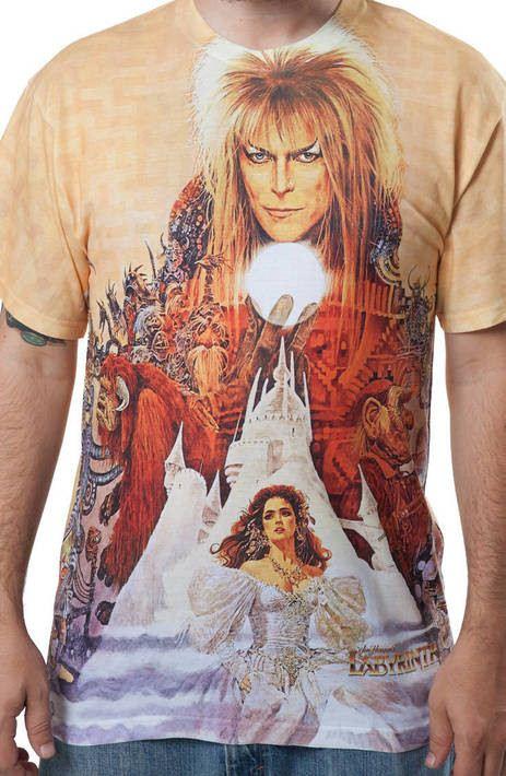 Labyrinth Poster T-Shirt