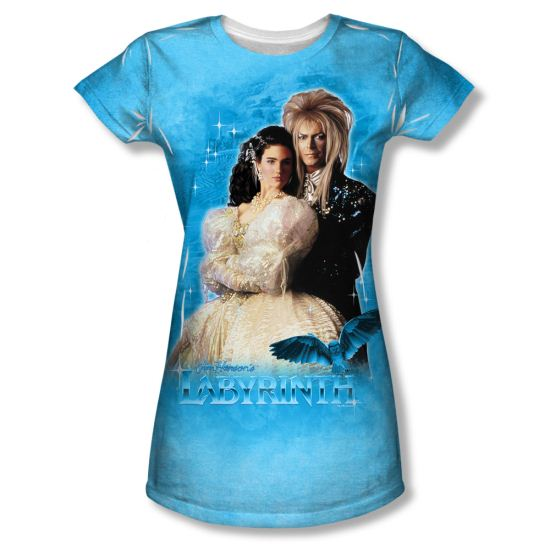 Labyrinth A Dream Sublimation Juniors Shirt