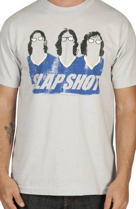 Slapshot Hanson Brothers Shirt