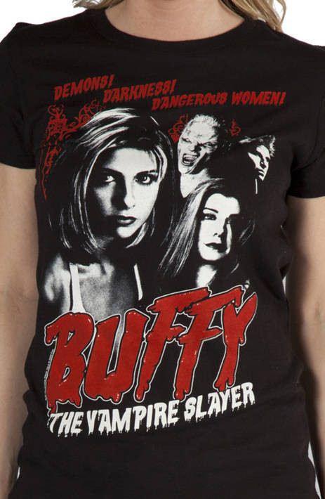 Demons Buffy The Vampire Slayer T-Shirt