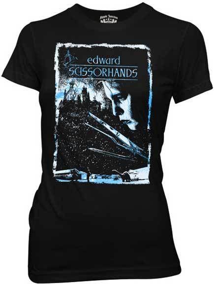 Edward scissorhands hoodie